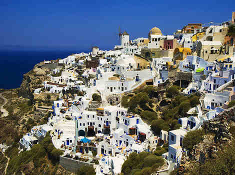 Greece Hotels Information
