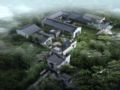 China National Academy of Painting Panlong Valley Creation Base - China Hotels Villas Information