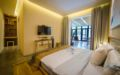 King Room with Hot Spring in Courtyard-108 Zen - China Hotels Villas Information