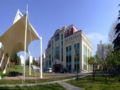 Qingdao Garden Hotel VIP Building - China Hotels Villas Information