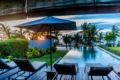 3 Bedroom Beachfront Villa Mengening 1 in Cangguインドネシア Indonesia ホテル情報