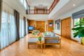 5 BD Villa walk distance to the beachタイ Thailand ホテル情報