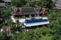 Luxury Thai villa in Surin beachタイ Thailand ホテル情報