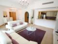 Kennedy Towers - Al Haseer 2 Bed Community View - United Arab Emirates Hotels Villas Information