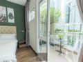 LL-101-Deluxe Balcony The Como Serviced Apartmentベトナム Vietnam ホテル情報